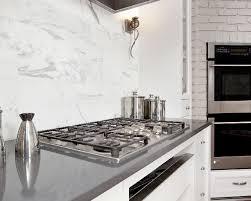 Seville Kitchen Countertop Cambria Gray Quartz Kitchen Design - Quartz backsplash