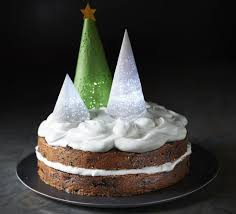 christmas cake recipes bbc good food