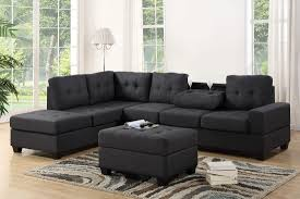 gray sectional with ottoman heights sectional ottoman set gray amazing furniture houston