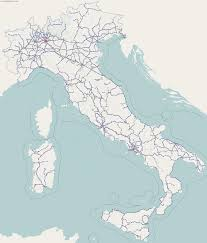 Italy City Map by Country Maps Italy