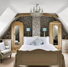 beautiful elegant attic bedroom design interior with grey wall and alluring spacious nursery and bedroom