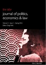 iafor journal of politics economics u0026 law volume 3 issue 1 by