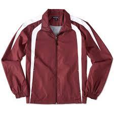 design jacket softball custom sport tek full zip colorblock warm up jacket design jackets