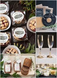 easy wedding favors 5 diy wedding favors