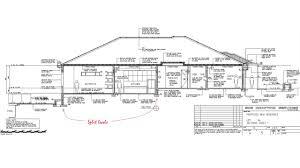 Split Level Plans Split Level Home Edward Brewer Custom Homes