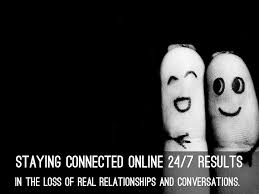 Real Relationships Real Results Always Connected By C Delcorro