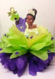 princess frog birthday
