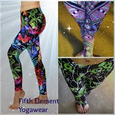 core integrity with cat fifth element yoga wear from melbourne