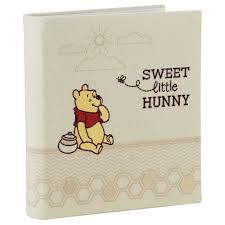 baby album winnie the pooh 5 year memory album scrapbooks hallmark
