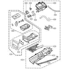 lg dryer parts model dlex3360w sears partsdirect