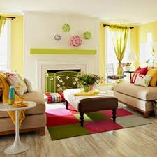 fantastic color living room interor decorating with steel blue and
