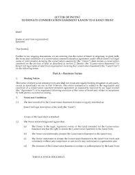 legal letter of intent letter idea 2018