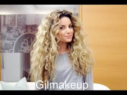 which hair style is suitable for curly hair medium height 7 easy hairstyles for curly hair youtube