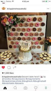 donut sweets table party essential must do kmart hack peg board