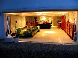 white epoxy flooring modern garage in far east the garage modern garage in far east the garage journal board