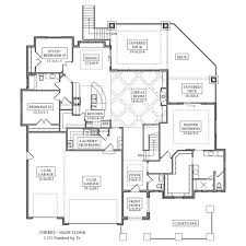 Custom Floor Plan Cherry Floor Plan From Noco Custom Homes