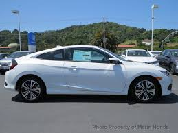honda civic coupe 2017 2017 new honda civic coupe ex t cvt at marin honda serving marin