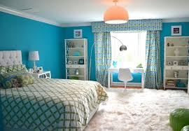 chambre et turquoise deco chambre turquoise visuel 6
