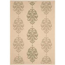 Safavieh Outdoor Rugs Rectangle Green Safavieh Outdoor Rugs Rugs The Home Depot