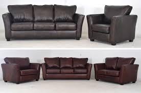 Omni Leather Furniture Barrington Sofa U2039 U2039 The Leather Sofa Company