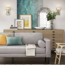 grey and aubergine living room living room ideas
