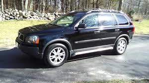 2003 Volvo Xc90 T6 Awd For Sale Youtube