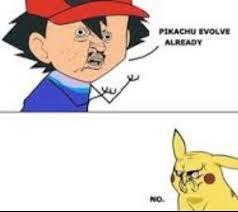 Pokemon Evolution Meme - twelve pokémon evolution memes pokémon amino