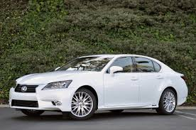 2013 lexus gs 450h w video autoblog