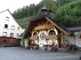 Cuckoo Clock Germany Panoramio Photo Of Hornberg Large Cuckoo Clock The Black Forest