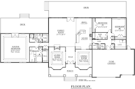 House Plans With Three Car Garage Houseplans Biz House Plan 3349 A The Wade A