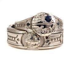 wars wedding ring wars wedding rings black rings