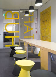 Best  Meeting Rooms Ideas On Pinterest Corporate Offices - Yellow interior design ideas