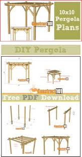 How To Build Your Own Pergola by Pergola Plans How To Build Your Own Pergola 3d Animation