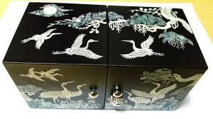 korean gift ideas korean traditional mini jewelry boxes 나전