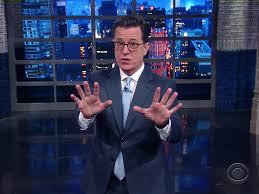Youtube Whitehouse Stephen Colbert Tries To Cheer Up Trump Amid White House Turmoil