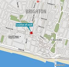 Brighton Centre Floor Plan Brighton Bus Crash Leaves Two Fighting For Their Lives Daily