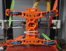 Credence Design Impression 3d Printed Quadcopter Designed By Tech2c 3dprint 3dprinting