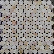 Seashell Tiles Mother Of Pearl Tile Backsplash For Kitchen And - Seashell backsplash