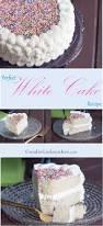 25 white cake recipes ideas vanilla cake