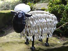 animals metal garden statues ornaments ebay