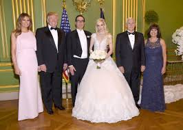 www wedding the ian wedding of steven mnuchin and louise linton
