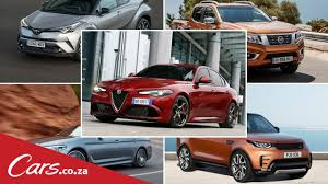 toyota lexus models south africa five exciting cars coming to south africa in 2017 youtube