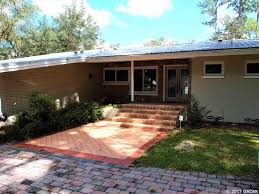 gainesville fl mid century modern homes