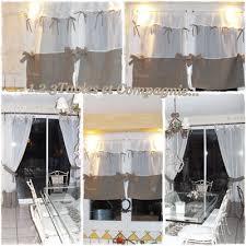 cache rideau cuisine valence rideau pour cuisine idées de décoration capreol us