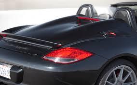 Porsche Boxster Specs - 2011 porsche boxster reviews and rating motor trend
