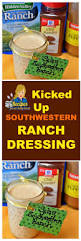 southwestern thanksgiving menu this is how to make best southwestern ranch dressing