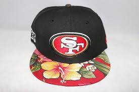 floral snapback san francisco 49ers hawaiian floral snapback anthems designs
