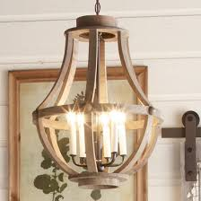 Wooden Chandelier Modern Rustic Wooden Wrought Iron Chandeliers Shades Of Light Pertaining