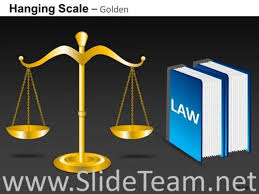 ppt templates for justice scale of justice ppt template powerpoint diagram