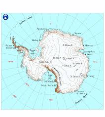map of antarctic stations astronomy in antarctica inspire hep
